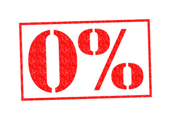 0% Rubber Stamp