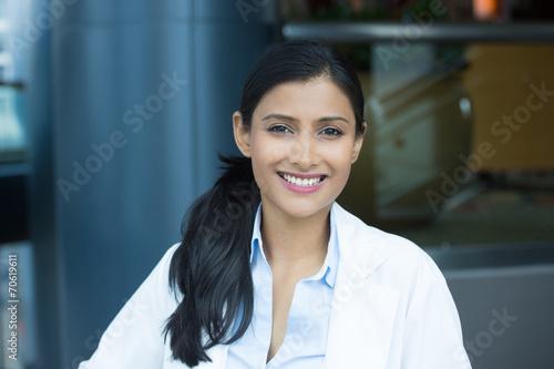 Confident healthcare professional headshot - 70619611