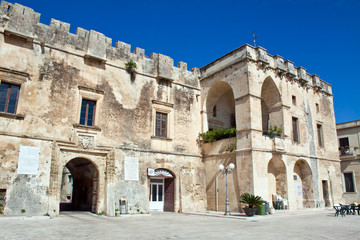 Cavallino, Castello Ducale - Puglia, Italy