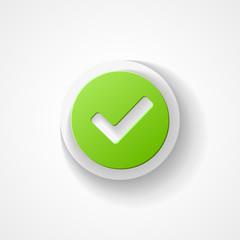 Accept web icon