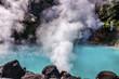 Umi Jigoku hot spring in Beppu , Japan - 70623241