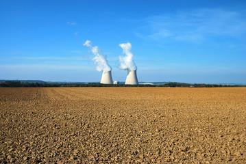 Centrale électrique nucléaire