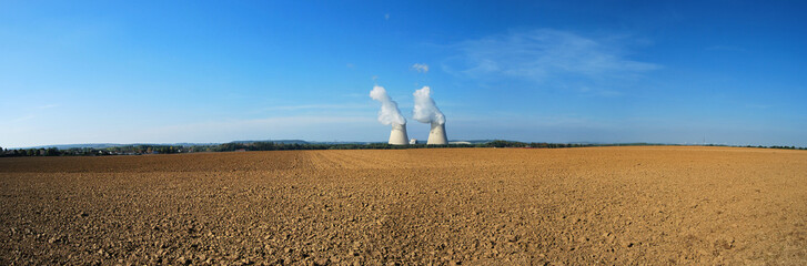 Centrale Nucléaire Panorama