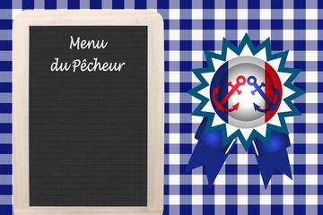 Menu du Pêcheur - Restaurant de la Mer