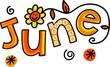 June Clip Art - 70629416
