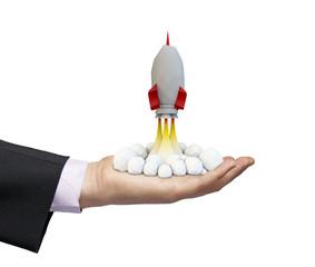 launch concept