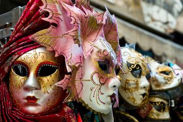 Venetian masks 001