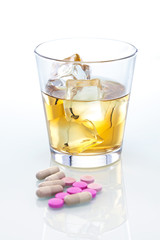 Alcohol and Prescription Medication