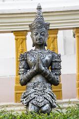 golden buddha,Chaing mai Thailand