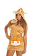 woman costume kangaroo