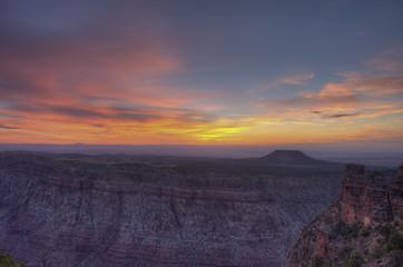 Grand Canyon South Rim Sunrise