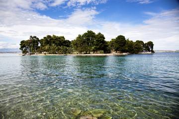 Beautiful small island in Croatia