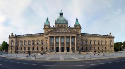 Bundesverwaltungsgericht Leipzig / Federal Administrative Court