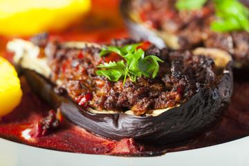Karniyarik, ein türkisches Gericht