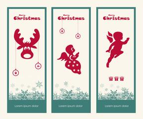 Christmas gift tags collection