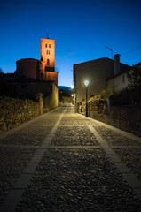 Las calles del Buitrago