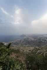 Panorama sul Monte Cofano - Trapani, Sicilia