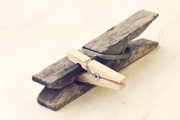 Tweezer and clothespin