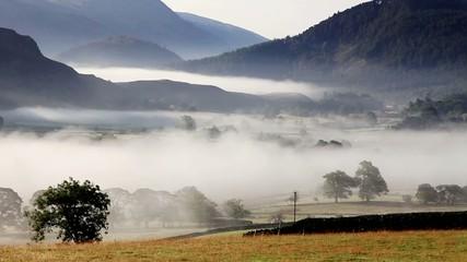 Castlerigg Misty Morning