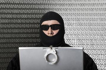 Internetkriminalität - Hacker