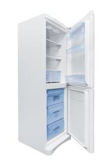 Opened Refrigerator