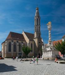 The Goat Church in Sopron