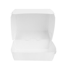 Blank food container