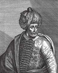 Sultan Bayezid the First, Ottoman Empire Sultan