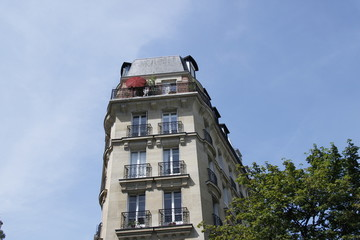 Paris - Immeuble