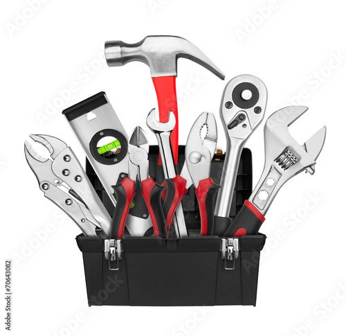 Many Tools in tool box