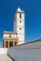 Salinas church Rodalquilar, Almería, Spain