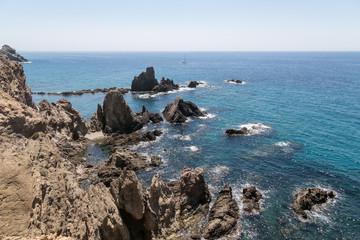 Coast of Cabo de Gata, Almería, Spain