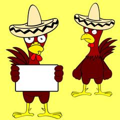 mexican chicken set