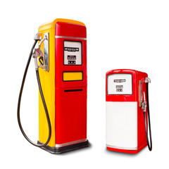 retro fuel dispenser