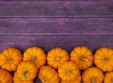 podzimu dýně díkůvzdání pozadí