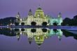 Victoria Memorial at twilight, Kolkata, India