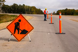 Road construction - 70646669