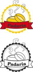 Logo padaria 2