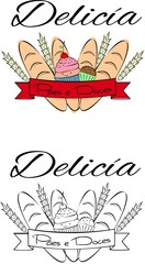 Logo padaria 3