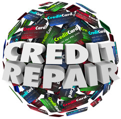 Credit Repair Improve Increase Score Rating Ability Borrow Money