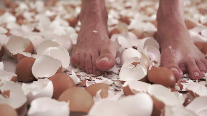 Wiggling Toes In Eggshells Dolly