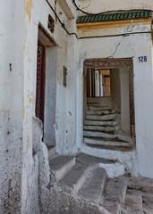 Escaliers, Maroc
