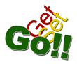 Get Set Go Red Yellow Green