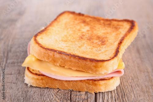 Papiers peints Pain sandwich