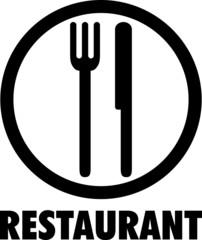 Picto assiette RESTAURANT 2