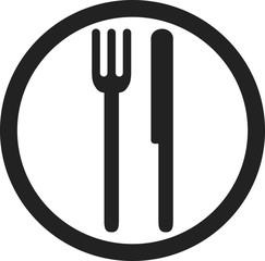 Picto assiette 7