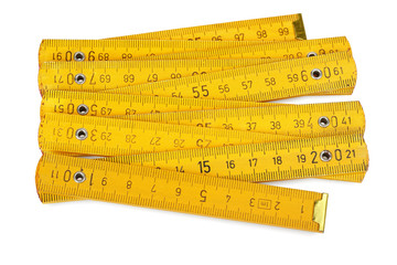 carpenter's ruler