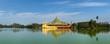 Karaweik - replica of Burmese royal barge, Yangon - 70653262