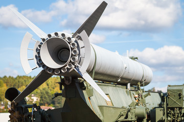 Antiaircraft Rocket