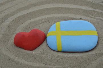 Love Sweden concept